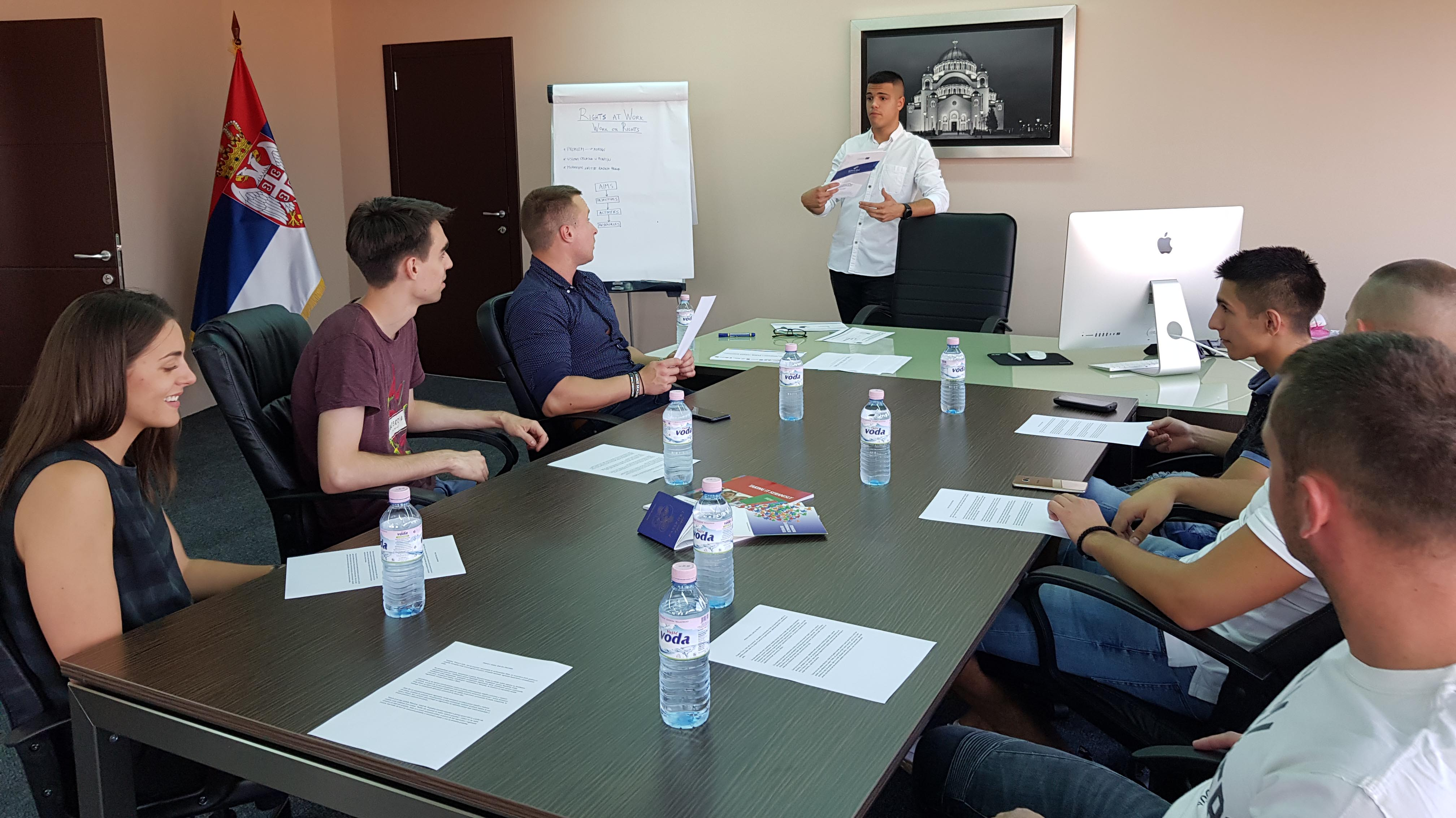 One More Workshop In A Row Conducted In Serbia