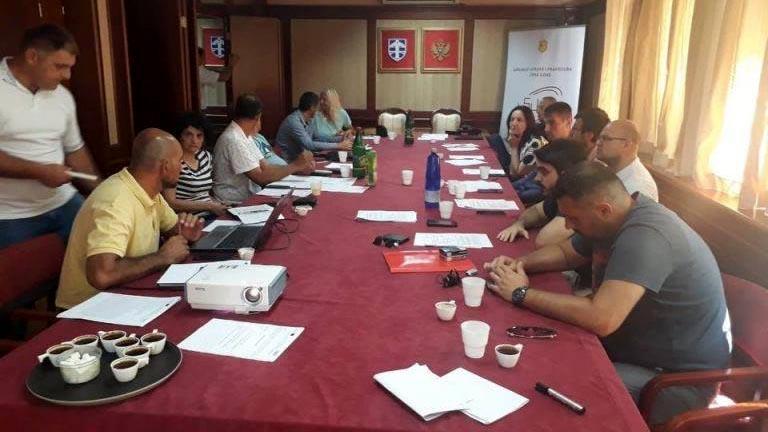 Peer Workshop In Pljevlja
