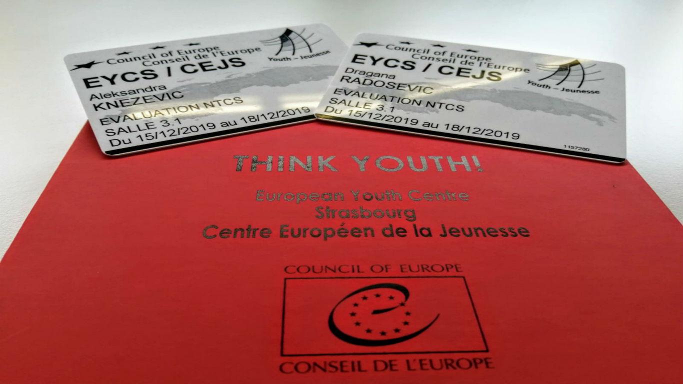 Razvojni Centar Za Mlade Strazbur Savet Evrope 1
