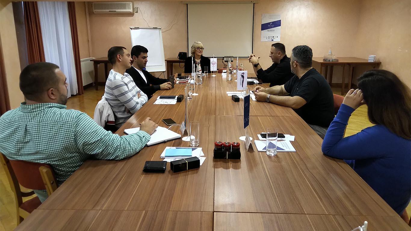 Final Consortium Meeting Held