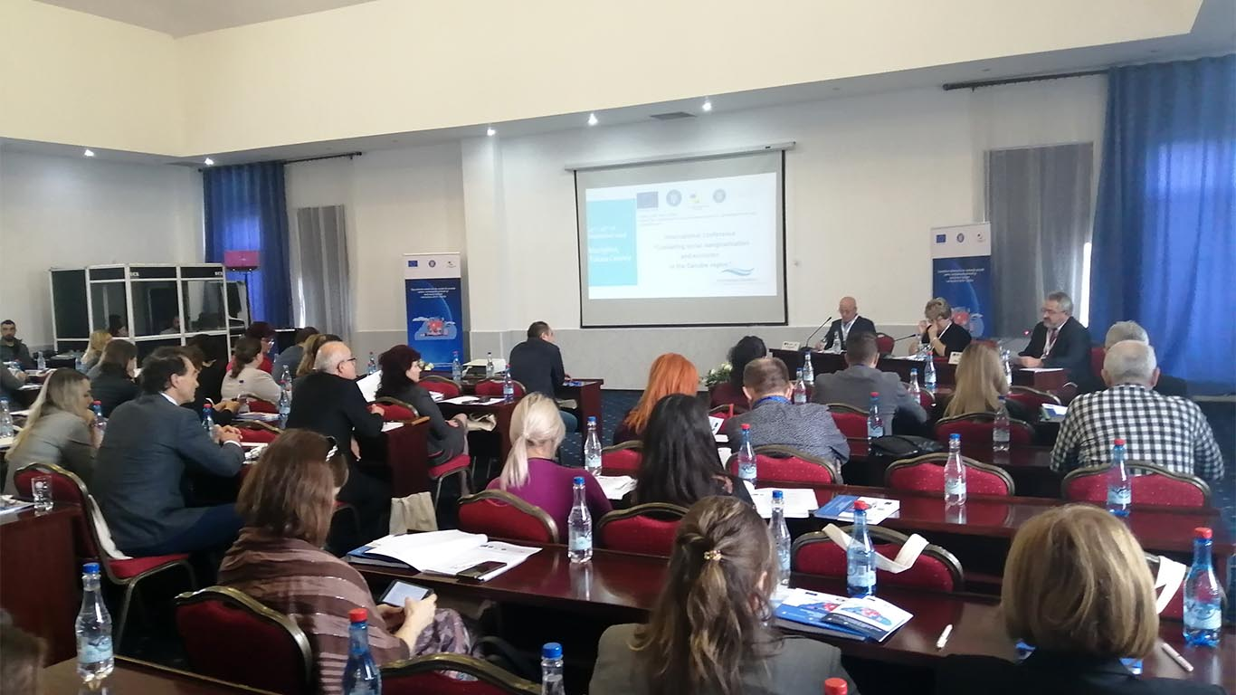 Development Center For Youth At The Conference Under The EU Strategy For Danube Region