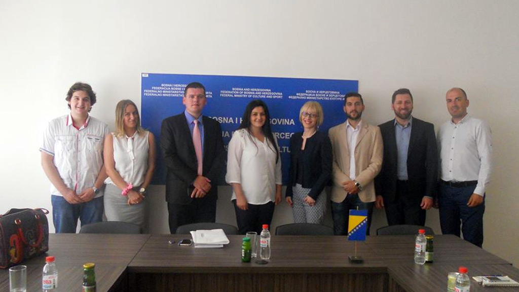 Successfully Realized Working Visit To Sarajevo