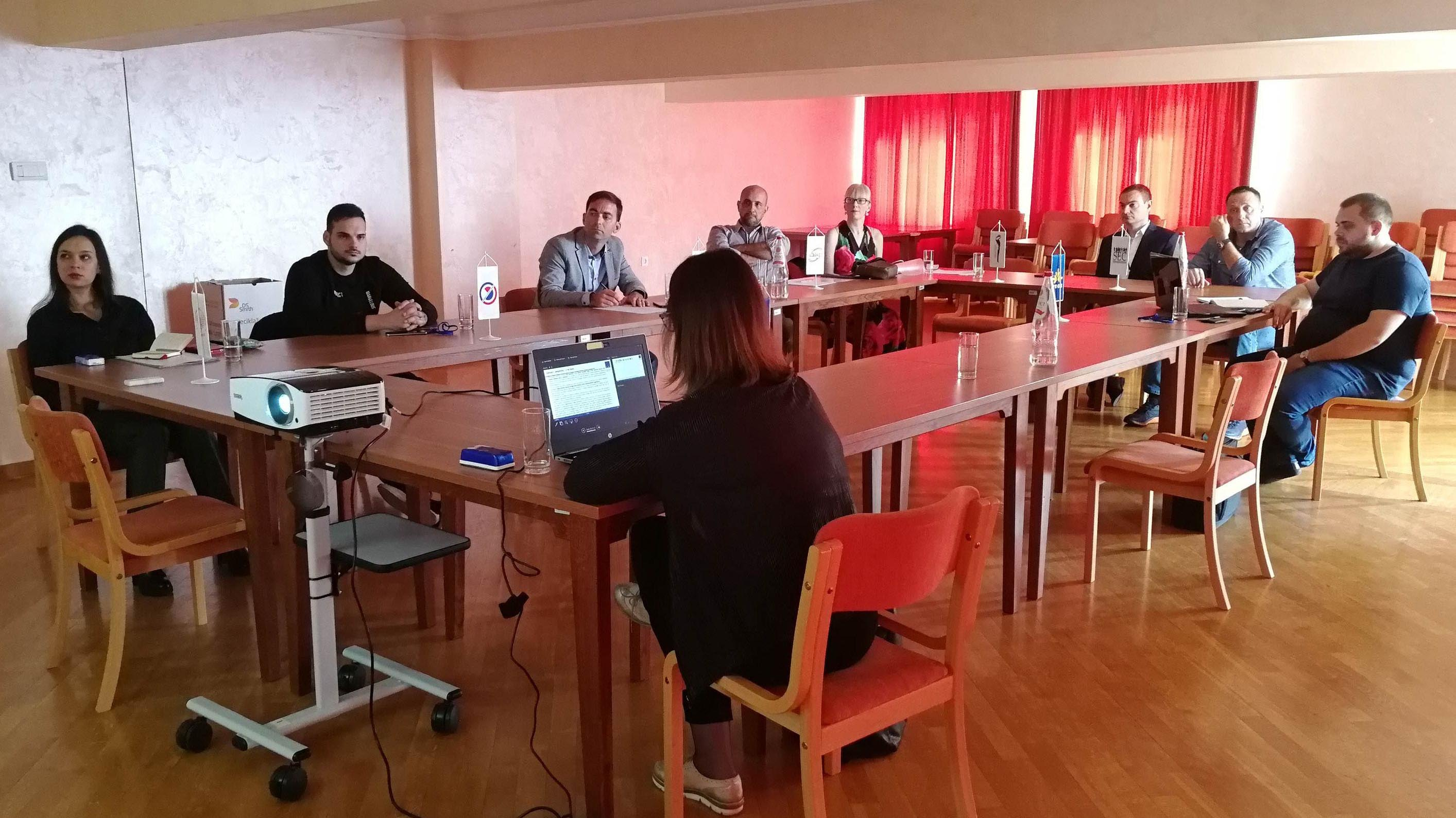 """2nd Meeting Of Consortium On The Project """"Rights At Work, Work On Rights"""" Held"""