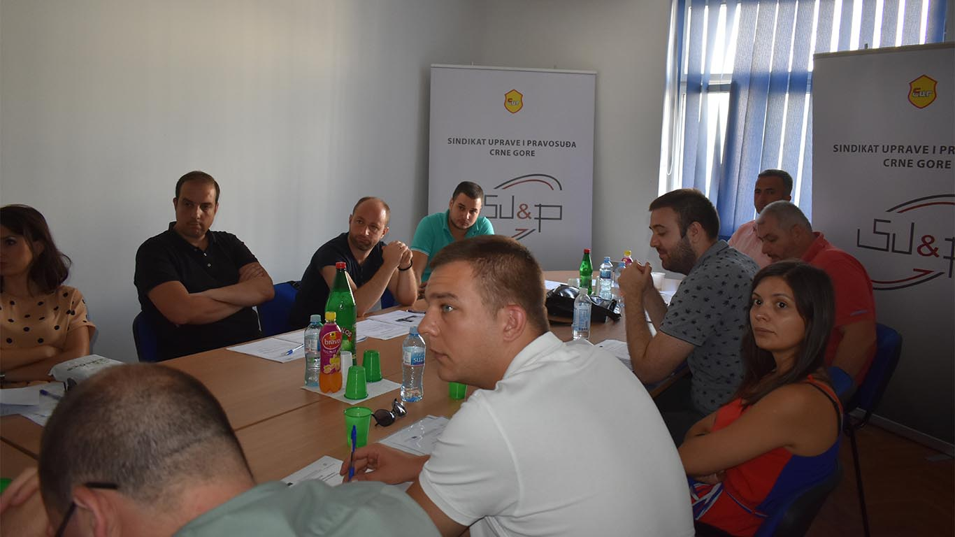 Workshops Have Started In Montenegro, Too
