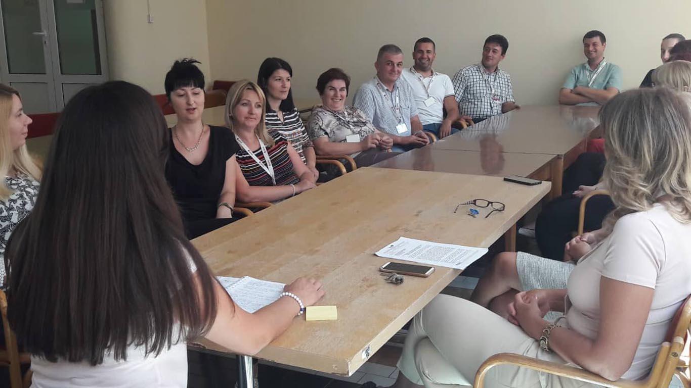 New Peer Workshop In BIH