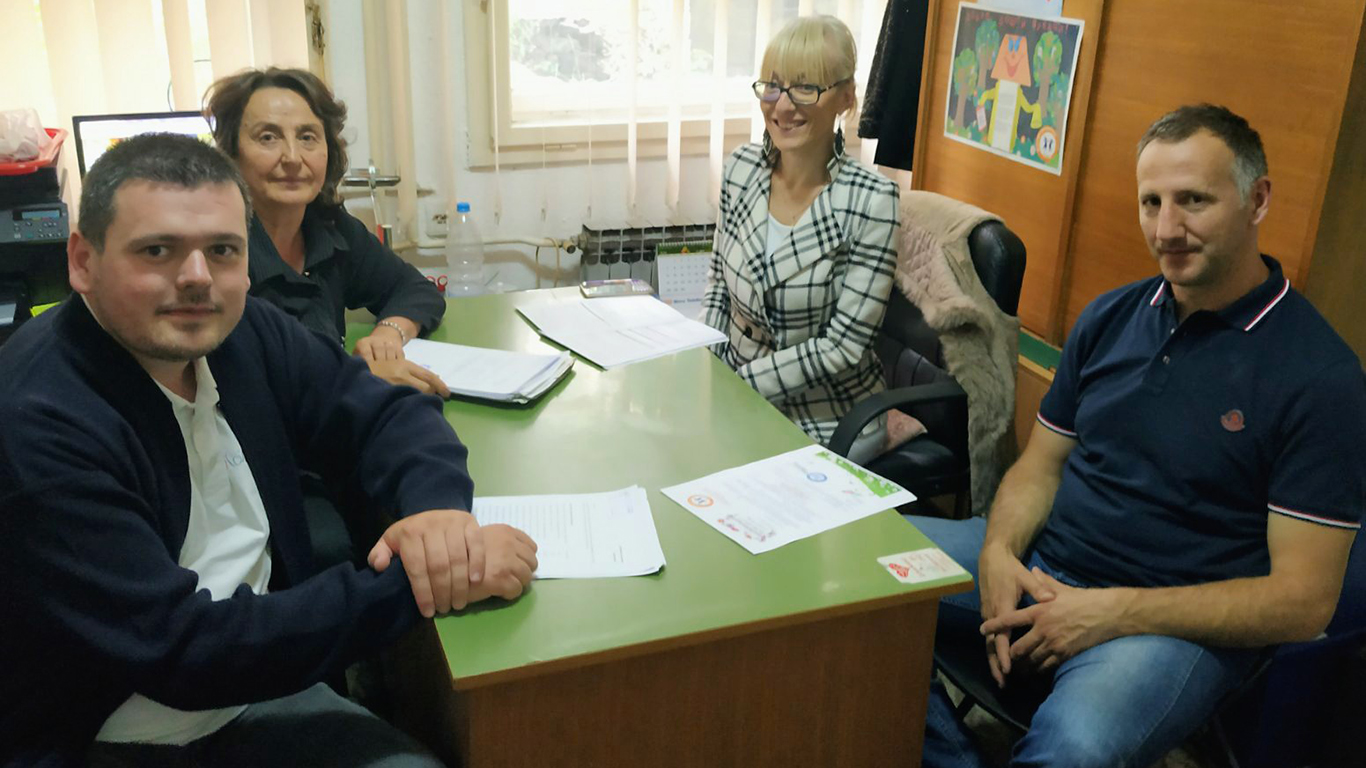 Sustainable Associations For A Strong Community: A Step Closer To Presenting Project Ideas