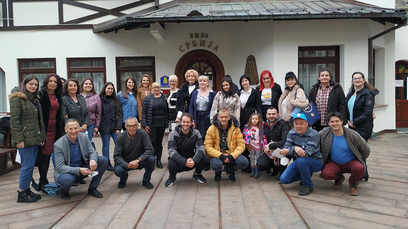 Step Closer To Sustainable Associations For A Strong Community – Successfully Implemented The Last Module Within Training For Associations From Raška