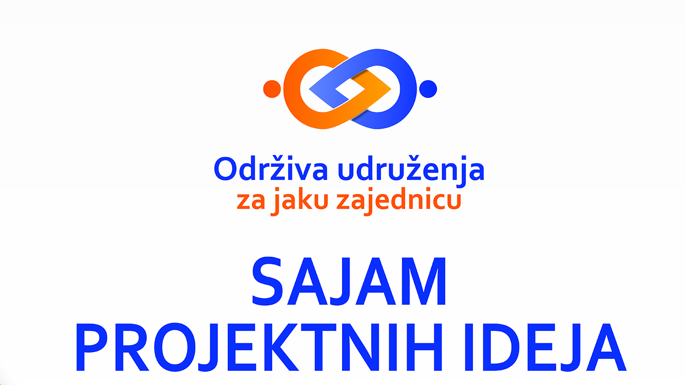 """12 Proposals For A Better Life Quality Of Raška Citizens: """"Sustainable Associations For A Strong Community"""" Invite You To """"Project Ideas Fair"""""""