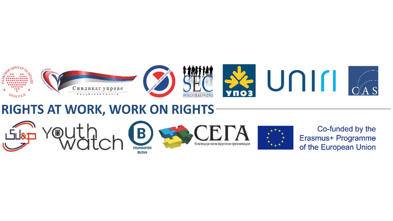 "Video-spot For The Project ""Rights At Work, Work On Rights"" Has Been Launched"