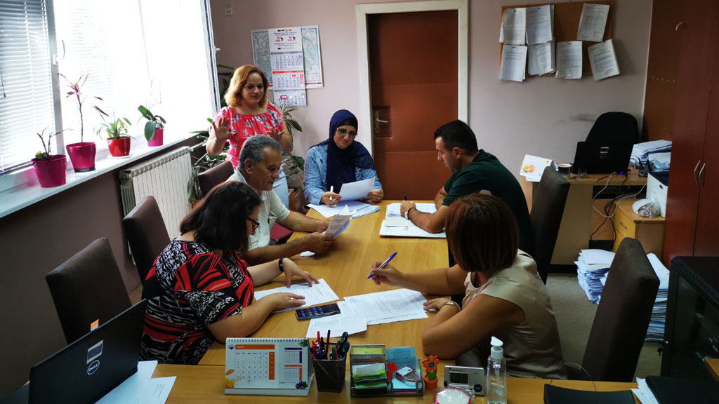 A Young Educator From The Trade Union Of UPOZ Of North Macedonia Held A Workshop For Colleagues