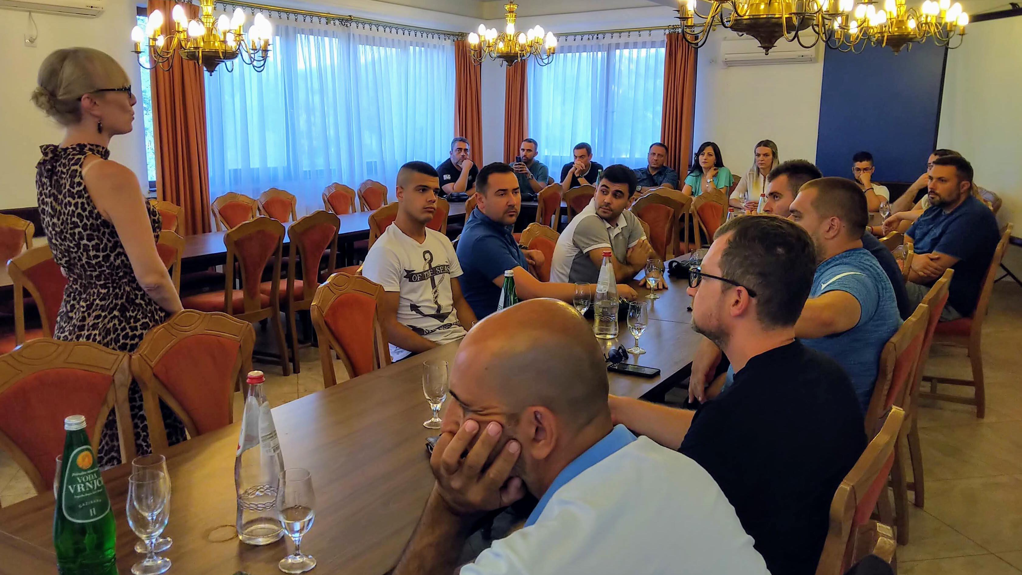 Одржан Консултативни састанак вршњачких едукатора