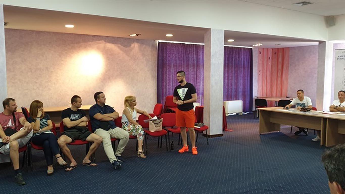 Mladi radnici iz BiH učili o radnim pravima od vršnjaka