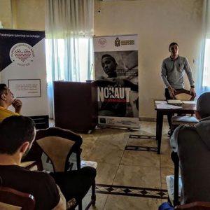Razvojni Centar Za Mlade Boks Nokaut Diskriminacija Sport Treneri 4