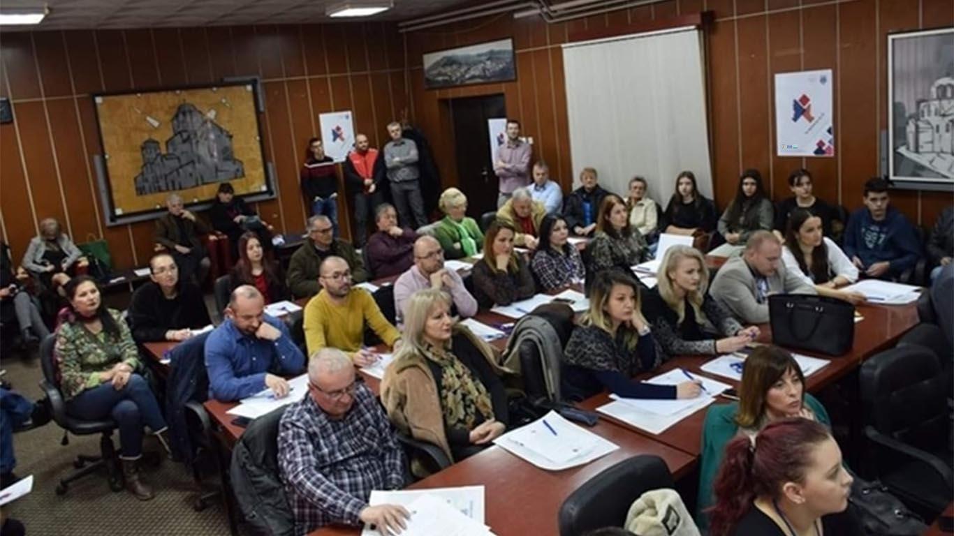 """Завршна конференција """"Са Општином на ТИ"""" као увод у нове активности"""