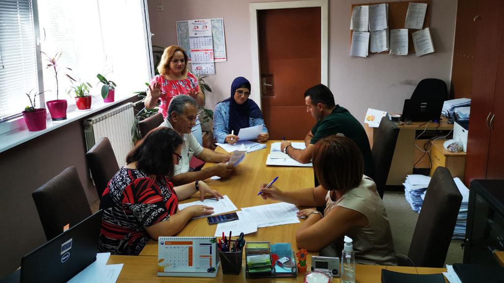 Млади едукатор из Синдиката УПОЗ Северне Македонија одржао радионицу за колеге
